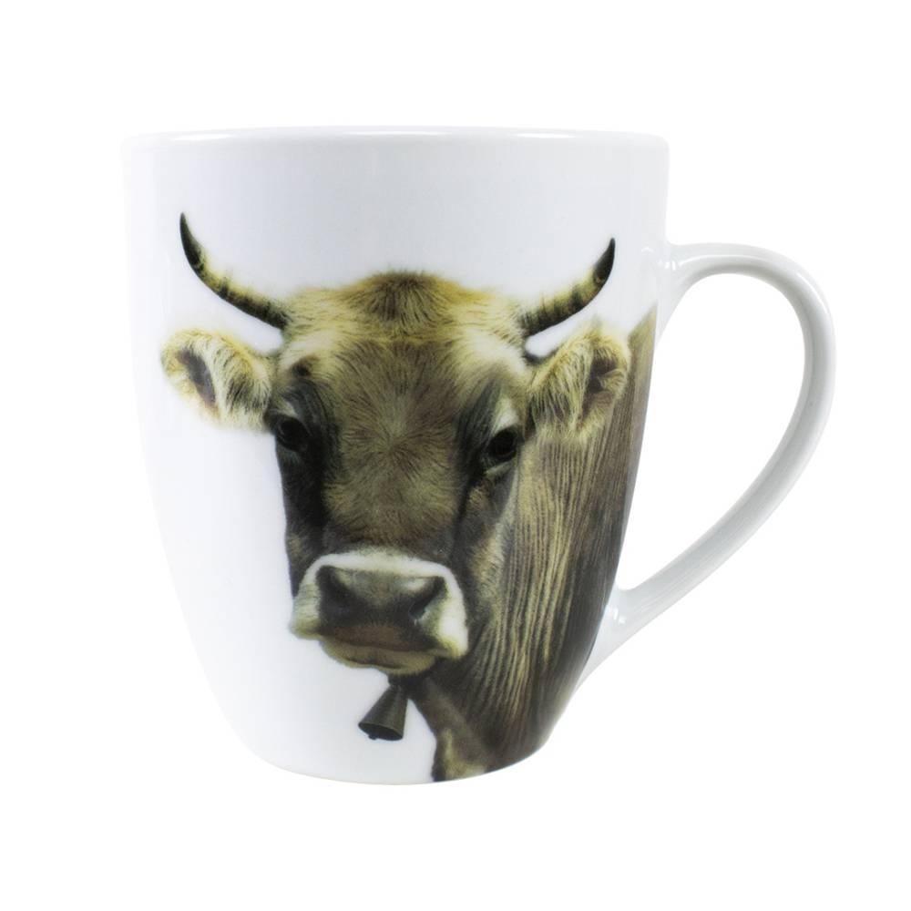Kuh Allgäu Tasse