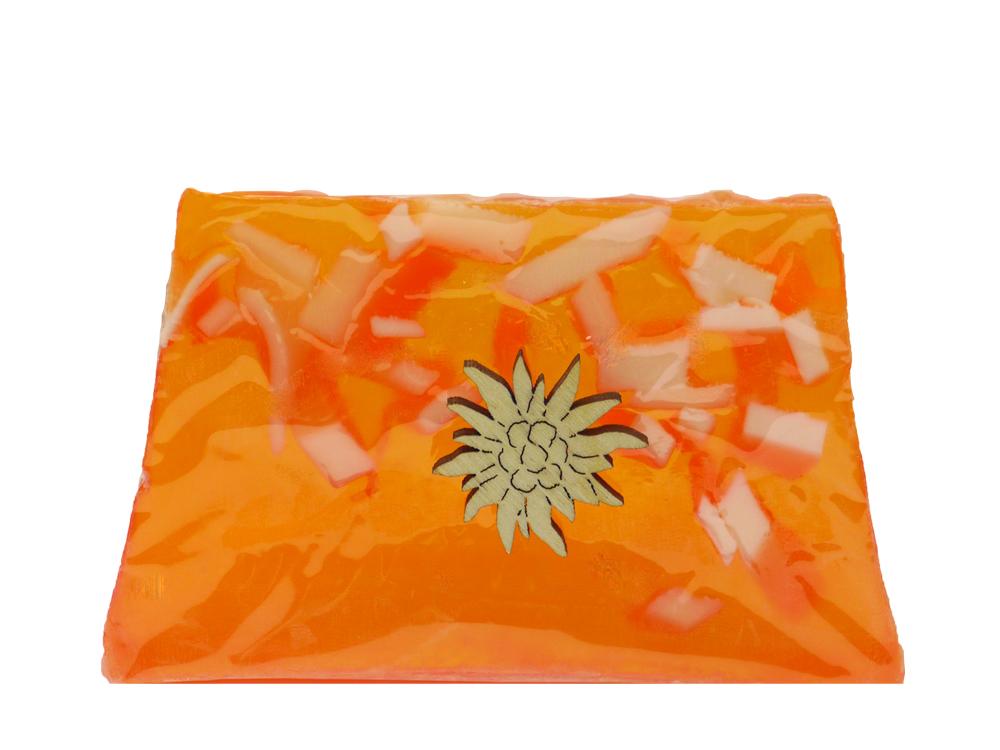 12 Orangen Schale  Basic Linie Seife