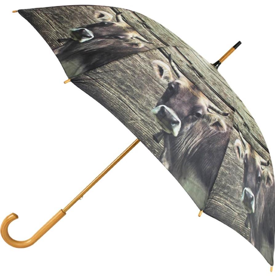 Regenschirm Allgäuer Kuh