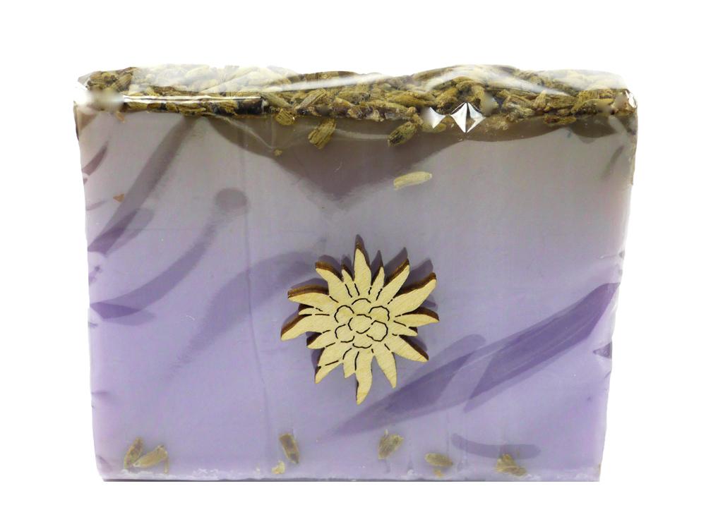 09 Kleopatra/Lavendel Basic Linie Seife