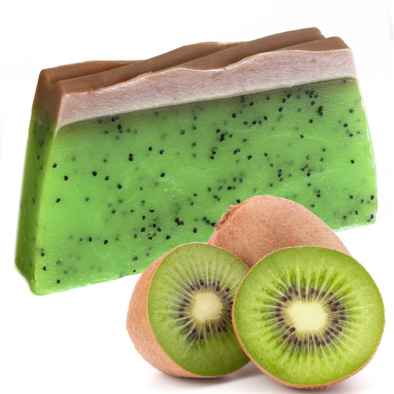 31 Kiwi Paradies Seife