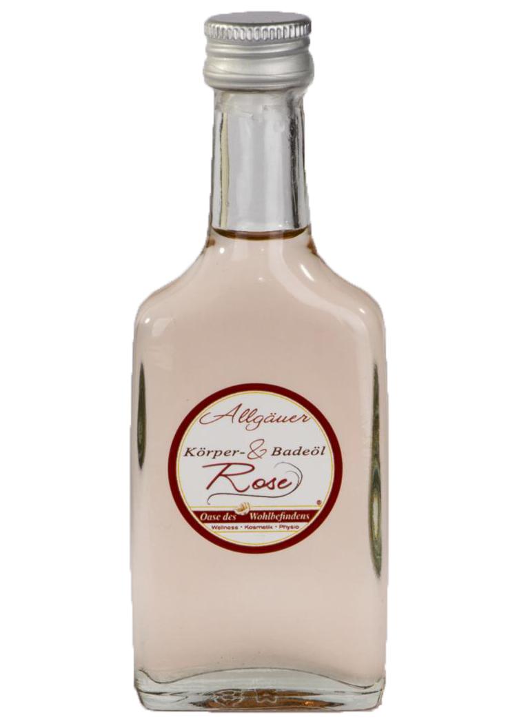Rosenblüten - Körper & Bade Öl