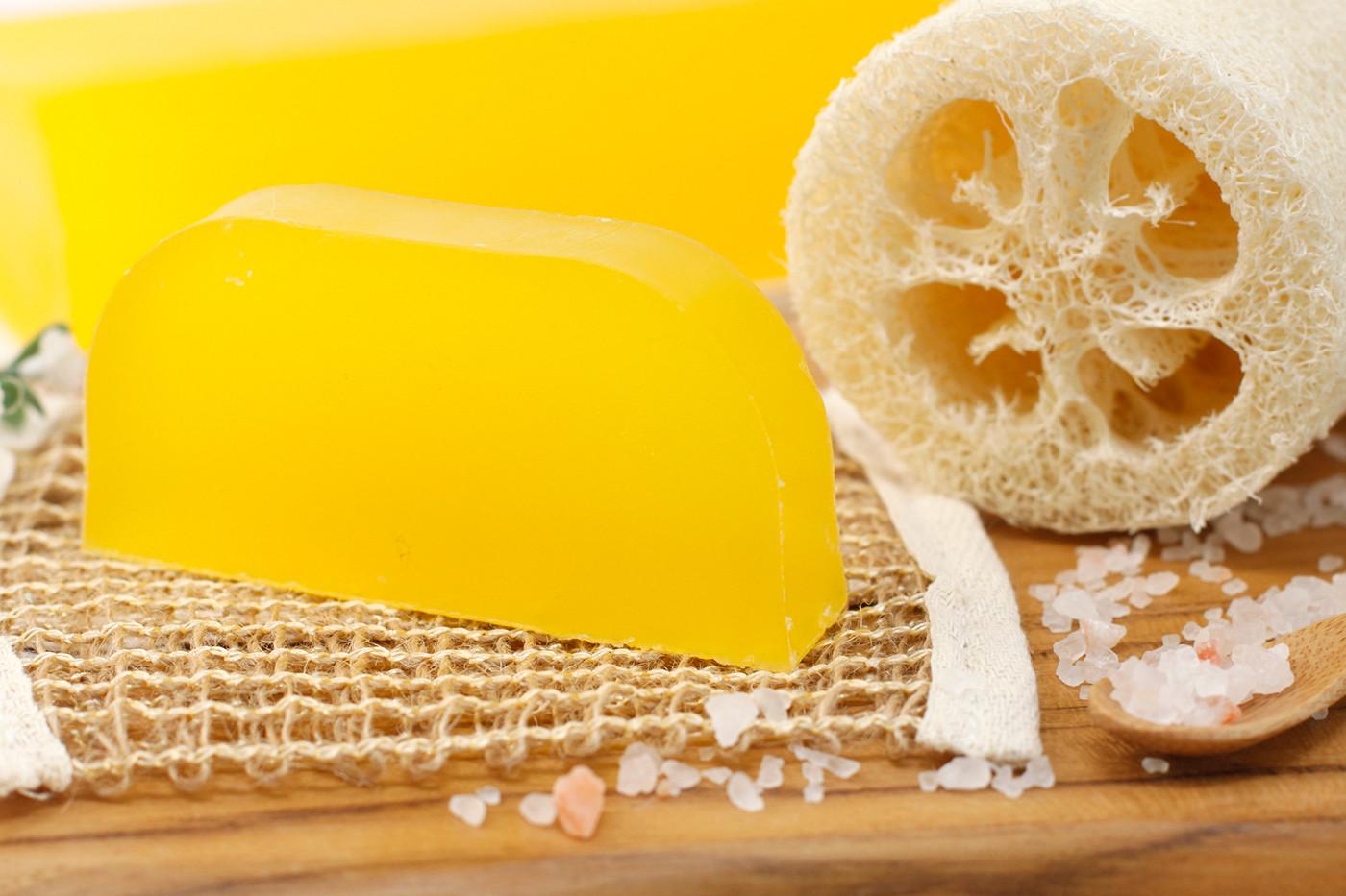 253 festes Schamp. Kamille & Zitrone