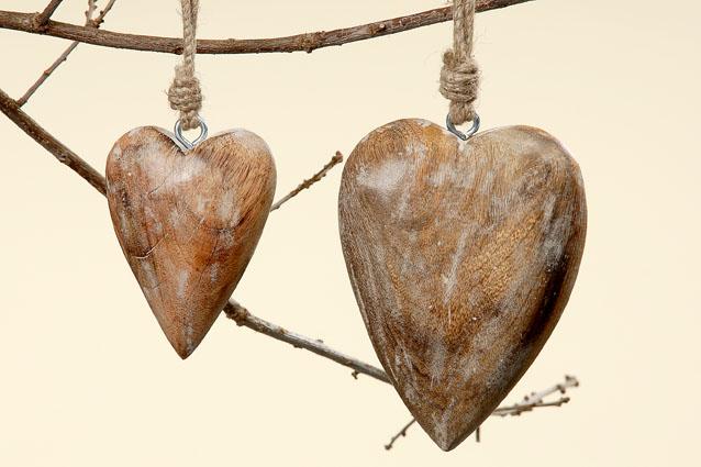 Holz Herz
