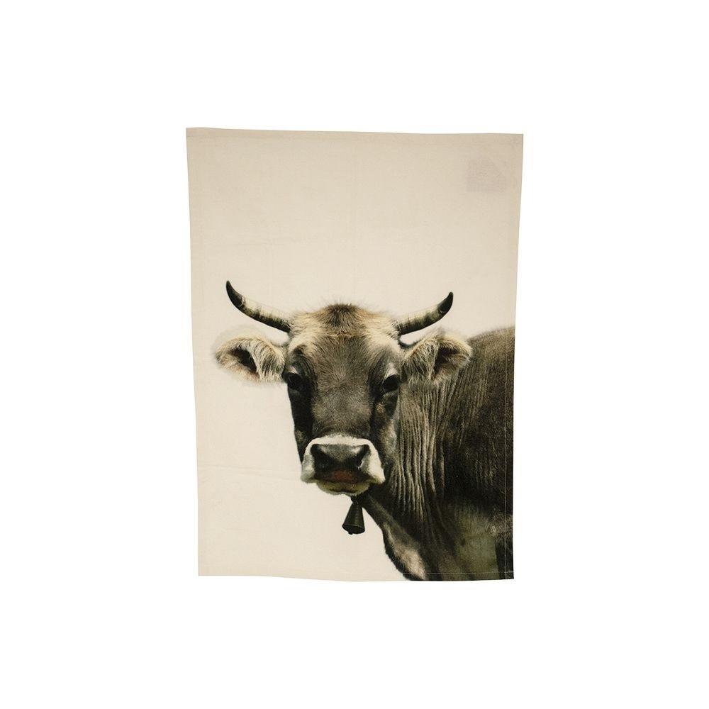 432 Allgäuer Kuh Geschirrtuch