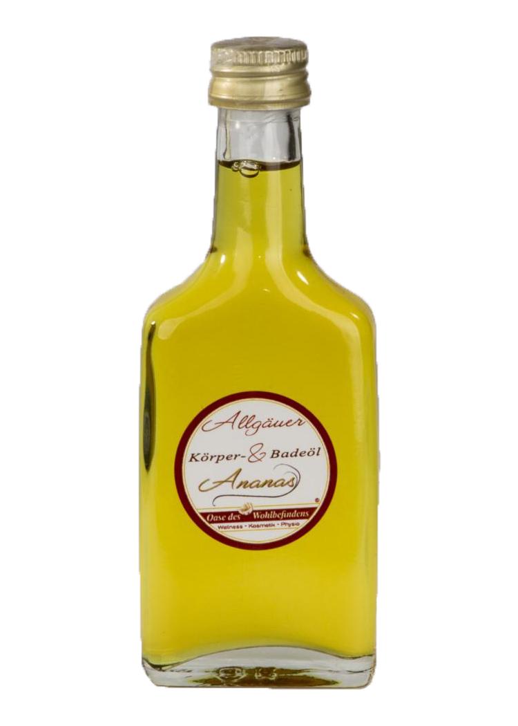 Ananas - Körper & Bade Öl