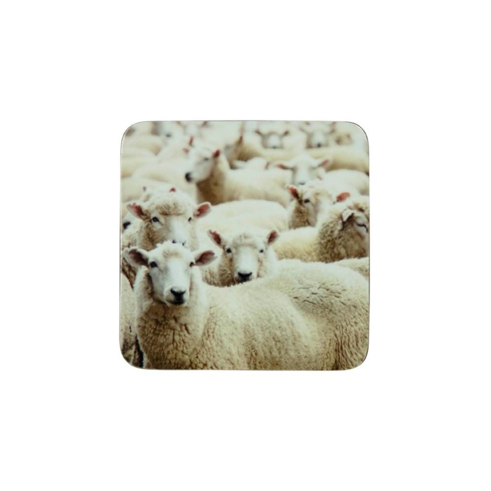 Untersetzer Schafe