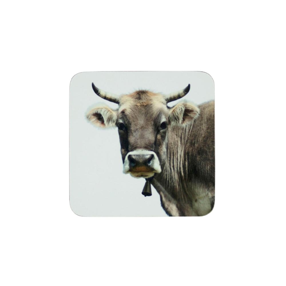 Untersetzer Allgäuer Kuh