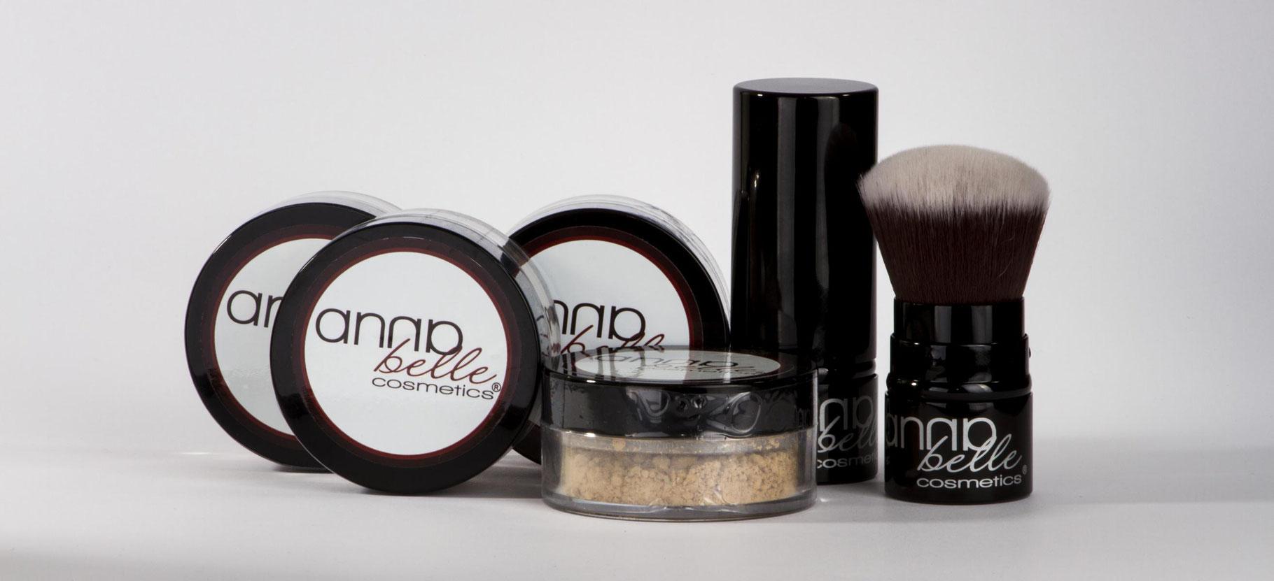 Make-up Mineral Puder